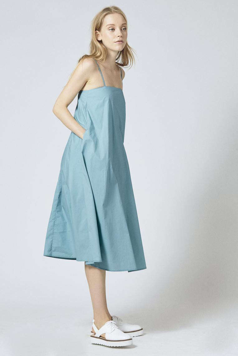 Cotton Tent Dress