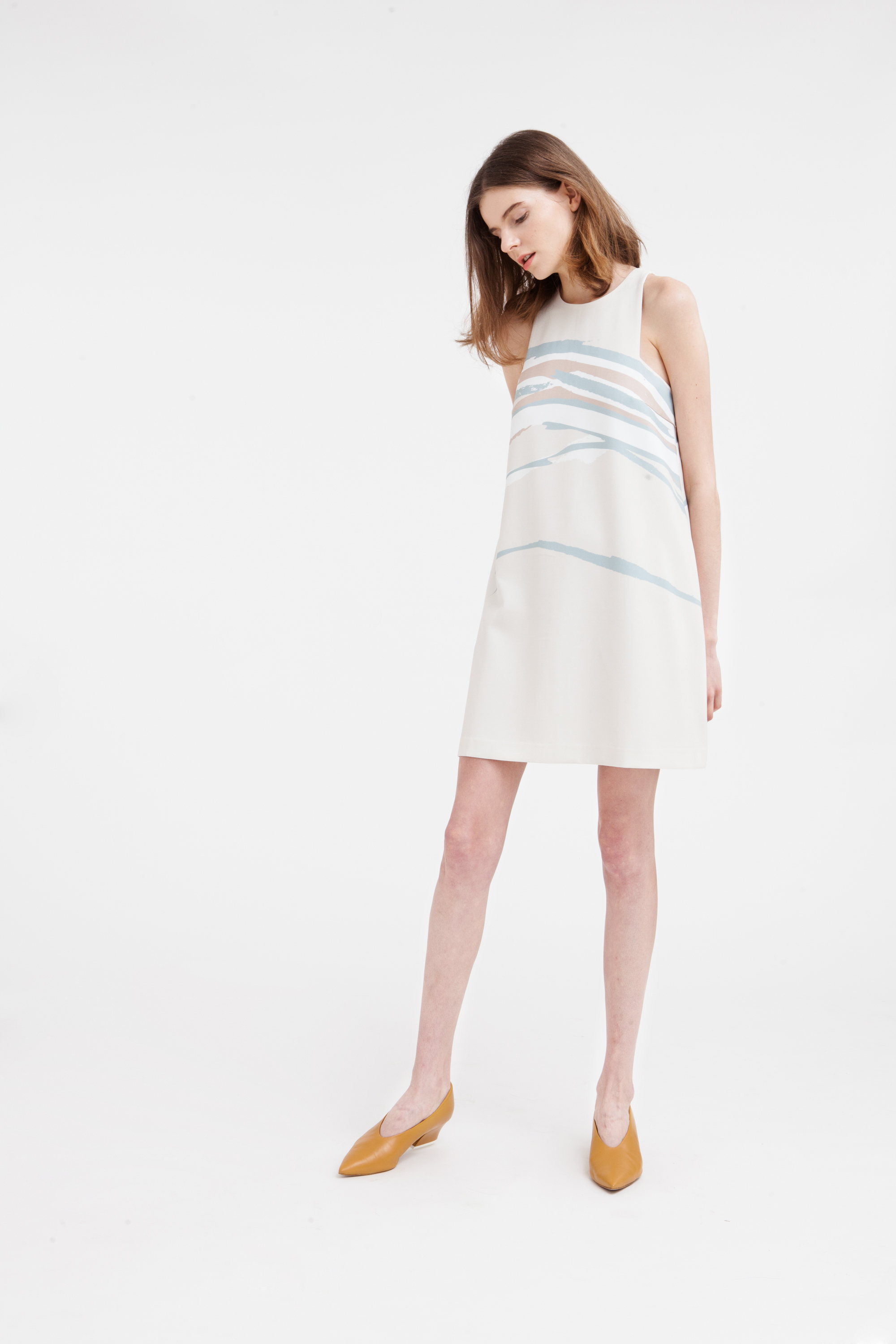 Wavelength Shift Dress