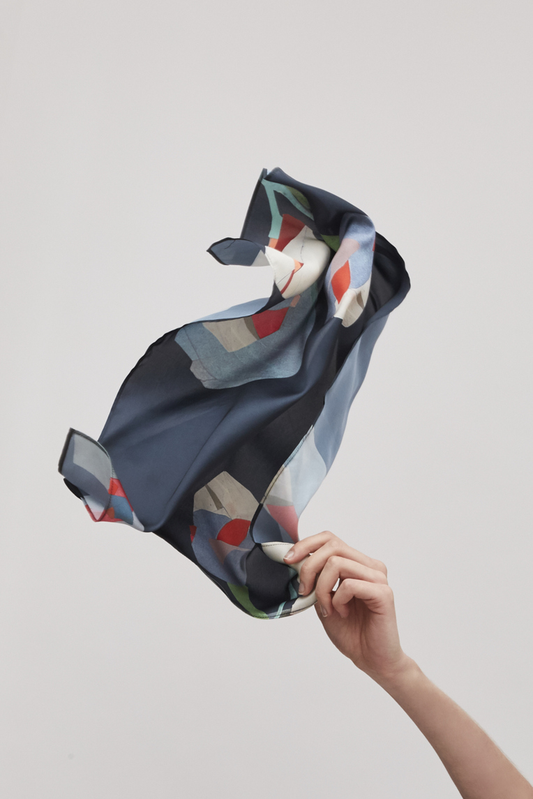 Archive Scarf