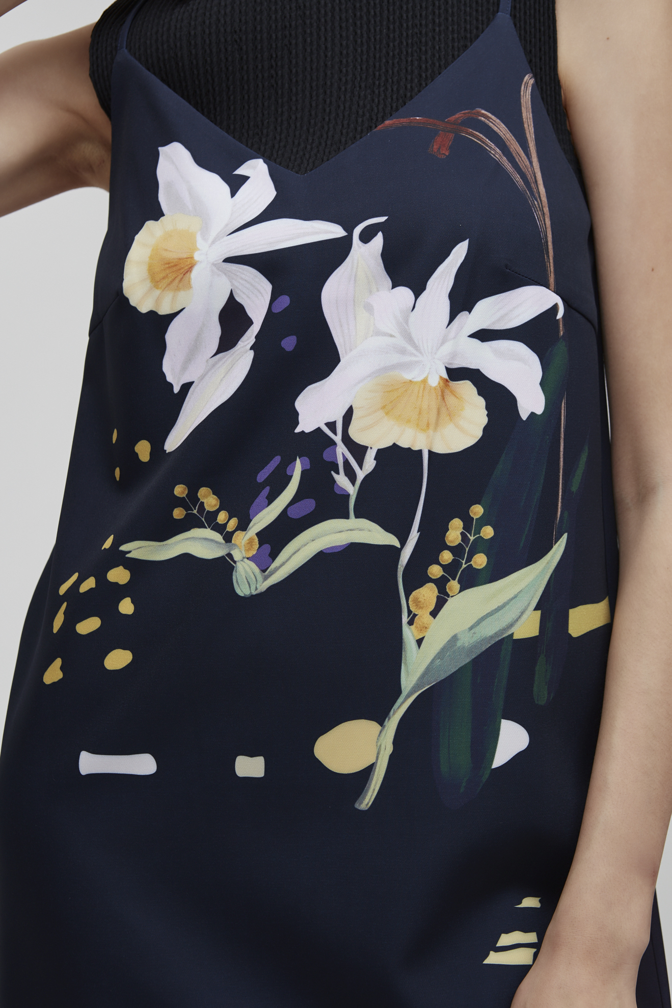 Lily of the Valley Slip Dress