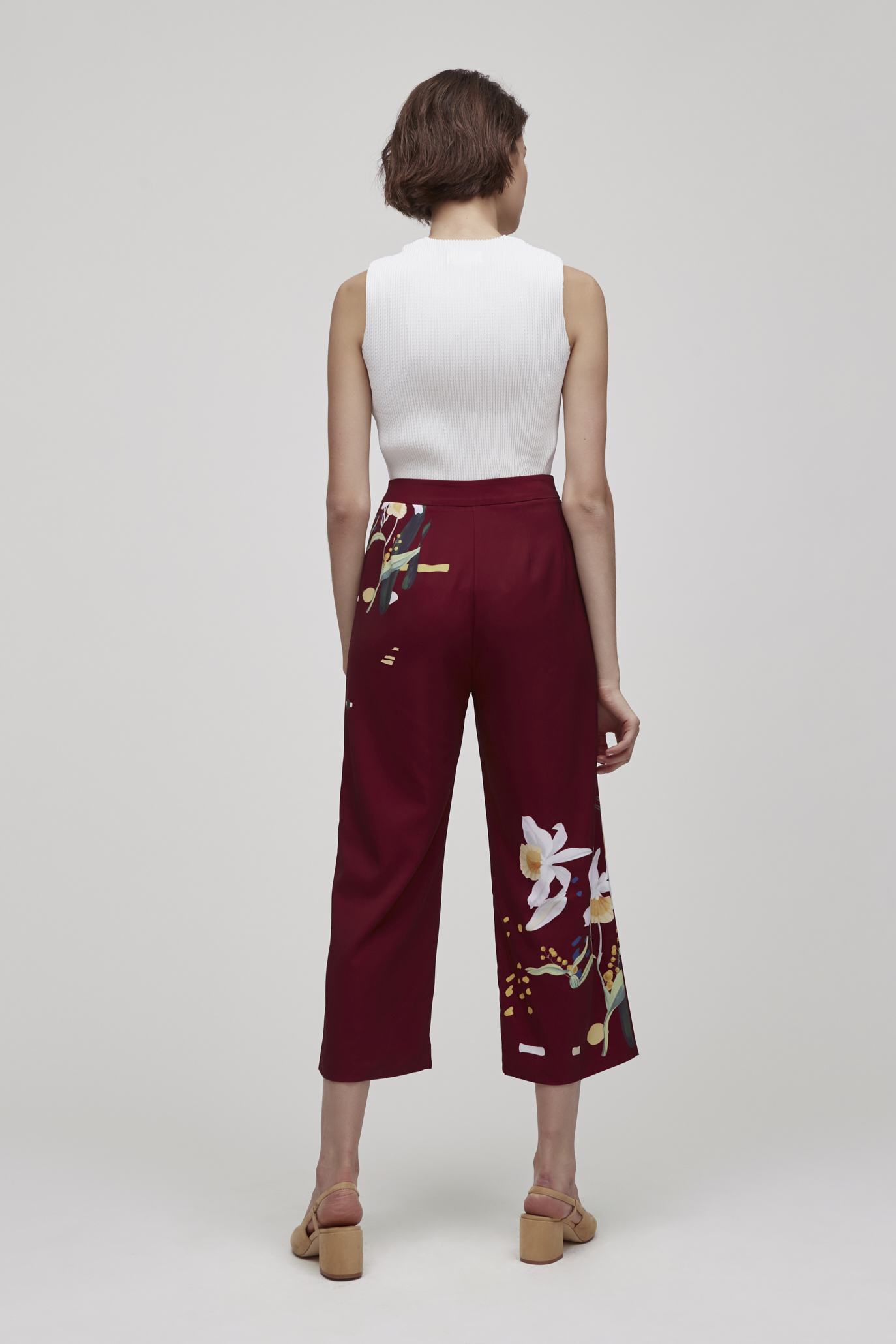 Lily of the Valley Pants